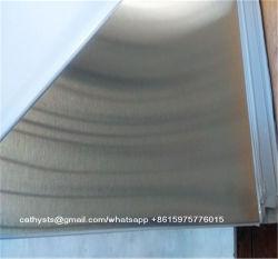 304 Grau Acabamento de qualidade N4 em aço inoxidável escovado Chapas