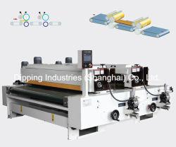 Máquina de recubrimiento UV para el mosaico de suelos de PVC