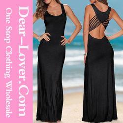 Abend-Kleid der Großhandelsform-reizvolles Dame-Silk