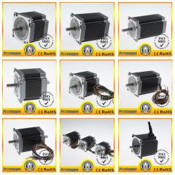 NEMA 8, 11, 14, 17, 23, 24, 34, 42, 52 híbrido eléctrico DC CNC Máquina de coser Stepper Motor paso a paso paso