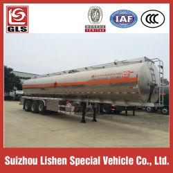 Aanhangwagen van de Tank van het Aluminium van de tri-As SLS9408 40, 000L