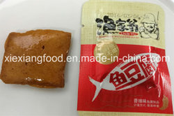 Sapore piccante del tofu dei pesci