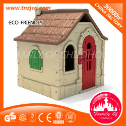 Nuevo diseño de la casa de plástico Mini Toy con música