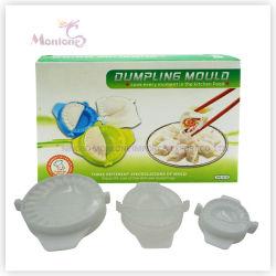 Cucina Tools, Dumpling Maker, Dumping Mould (impostare di 3)
