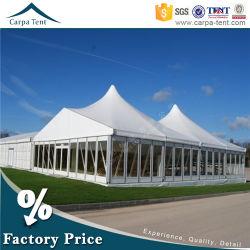 임시 결혼식 텐트 20*25m 기업 비즈니스 마키 야외 행사