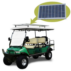 Hdk Tollpatsch-Golf-Automobil des Solarbatterie-Golf-Buggy-Del2022D2z