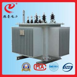 Низкий уровень шума Oil-Immersed 10кв трансформатора/электрический трансформатор