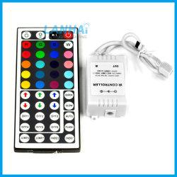 IR Infrarouge 44 touches Boîte du contrôleur distant RVB 12V pour bande LED feux