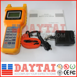 Kabel-TV RF-signaalniveaumeter CATV-analyseniveaumeter