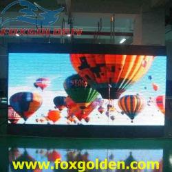 Tela LED Oudoor P8&P10 Display LED de exterior
