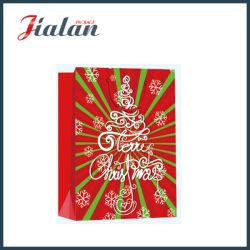 Поощрение Рождеством подарочной упаковки бумаги магазины подарков мешок