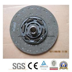 El disco de embrague original de suministro de profesionales para camiones HOWO Wg1560161130 Az9114160020