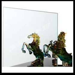 1.5-8mm Zweischichtenaluminiumspiegel-Glas