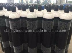 La norma ISO9809-3 tanques de oxígeno de acero sin costura 47L