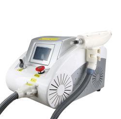 Q-switch ND YAG Laser Tattoo de la beauté de la machine pour l'Acné Pigmentation Freckle Tag Blackhead rides serrer blanchissant la peau de dépose de rajeunissement de sourcil de soins de laver
