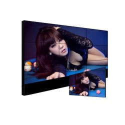 46 pulgadas LCD Digital Signage video wall System