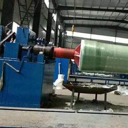 Commandé par CNC automatique FRP GRP bobinage de filaments de fibre de verre tuyau Making Machine