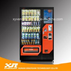 22 дюймов напитки и закуски Avdertising автомат