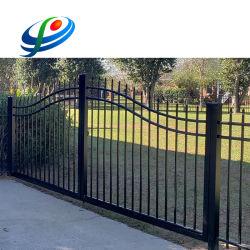 カスタマイズされた錬鉄のゲートの私道の入口の振動ゲート