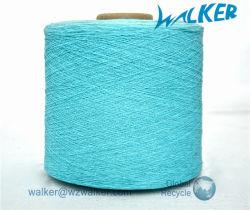 Alta Torça os fios de algodão para a tecelagem na máquina de jacto de água