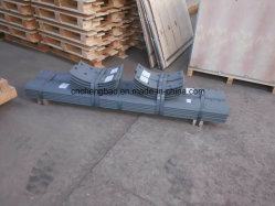 Gr135 GR165 GR180 GR215 GR260 GR300 Blade de motoniveladora