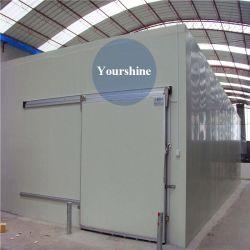 Os pequenos e médios de armazenagem fria/ congelador por frango, carne de carneiro