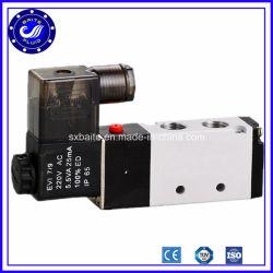 صمام الملف اللولبي للتيار المتردد بقوة 220 فولت للتحكم في التدفق من الفئة 4 فولت من الفئة 3 فولت