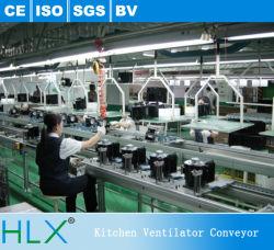 Küchenventilator Plus Speed Chain Conveyor Montagelinie