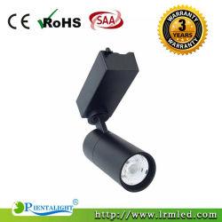 Белый корпус черного цвета потолком 15W 20W 30W 35Вт светодиод початков контакт лампа