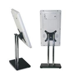 Meilleures ventes de 13,3 pouces LCD WiFi affichage publicitaire, Magic Mirror Interactive TV LED TV en verre