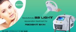 IPL Photofacial IPL van de Verwijdering van het Pigment de Draagbare Machine van de Verwijdering van het Haar van de Laser