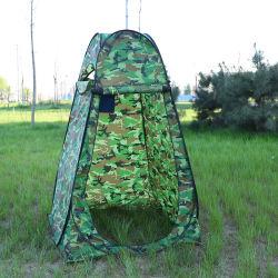 Portatile schioccare in su la tenda di campeggio della toletta di corsa della tenda