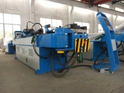 Trabajo hidráulica CNC de alta eficiencia el tubo de Bender, Rueda Barrow automático máquina de doblado de tubo de cobre, acero inoxidable, aluminio, acero al carbono, aleaciones
