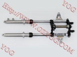 Yog オートバイの部品前部衝撃吸収材アセンブリ / 前部フォーク