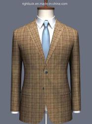 Европейский модный костюм от Китайского Facotry OEM-мужчин официальный костюм Wholesell деловой костюм