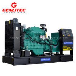 50Hz de tipo abierto 100KW/125kVA Cummins Power Electric Generador Diesel
