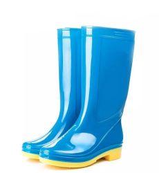 As mulheres de alta qualidade do tendão da Placa Anti-Skidding Botas de chuva