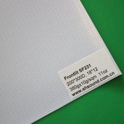 Sounda PVC laminado Flex Banner para la impresión digital