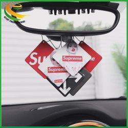 昇進のギフトのための卸し売り無毒なペーパー車の芳香剤