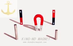 Unterrichtender Magnet/Alnico-Magnet/Dauermagnet-/Hochtemperaturwiderstand-Magnet/geworfener Alnico/gesinterter Alnico
