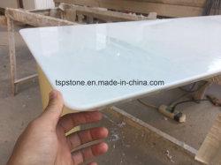 De witte Nano Steen Marmoglass van het Kristal met Kwaliteit