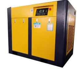 2 em 1 de arrancar a máquina de limpeza depeças industriais Compressor de ar de parafuso