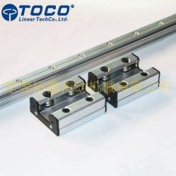 柵HGH15caの高精度の直線運動の製品の線形ガイドを滑らせなさい