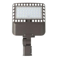 Raquete de tênis moldar a iluminação externa 100W Jardim LED da Lâmpada de Estrada
