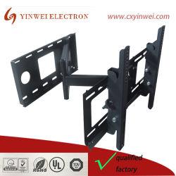 suporte de TV cantiléver de cor preta/suporte de TV LCD/Plasma Monte 30no ecrã inchtv 654