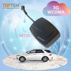 Новый 3G устройства отслеживания GPS Car Tracker Power Save, проверка в реальном месте с воспроизведения маршрута Mt35-Ju