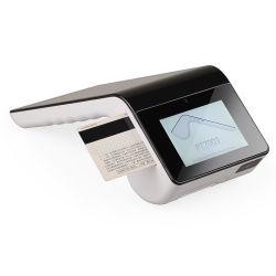 Tablet Android POS Machine schermo a doppio tocco con Bluetooth WiFi Stampante termica 4G e scanner per codici a barre 2D PT7003