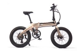 E Bicicleta con 5 niveles del sistema de ayuda del pedal Pantalla a color de luz