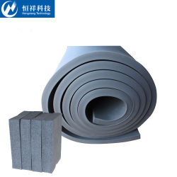 Materiale di gomma Closed variopinto della gomma piuma dell'isolamento del PVC NBR per condizionamento d'aria