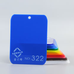 Импортировать Lucite и Mitsubishi чистого Monomer (ММА) используемые материалы, пресс-форм и красители - все это из Тайваня для литого акрилового волокна в мастерской